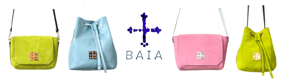 Baia bags pastels SS15