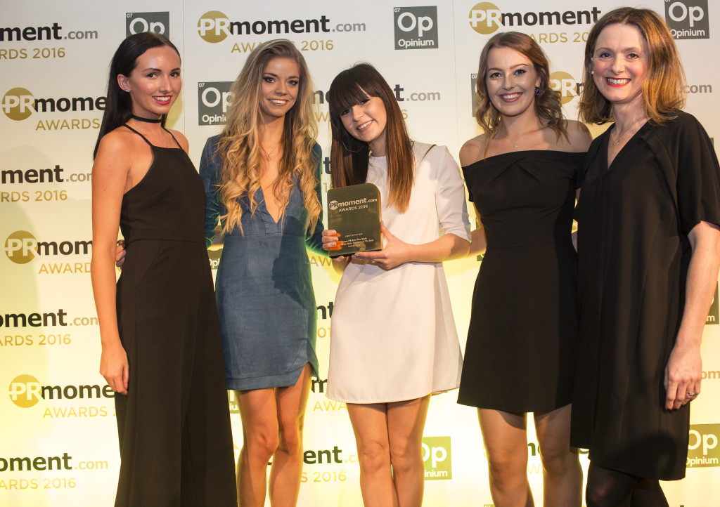 PR Moment Awards 2016 2