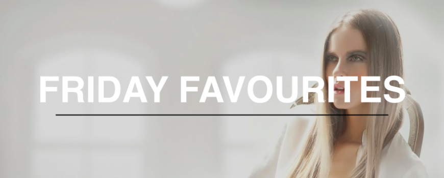 Avant PR Friday Favourites