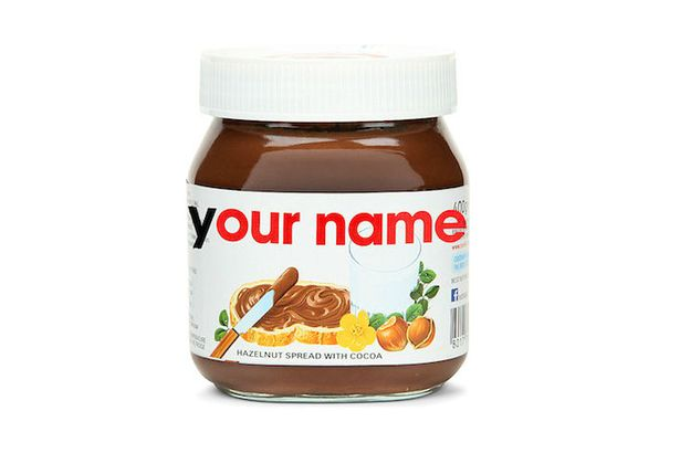 personalised-nutella