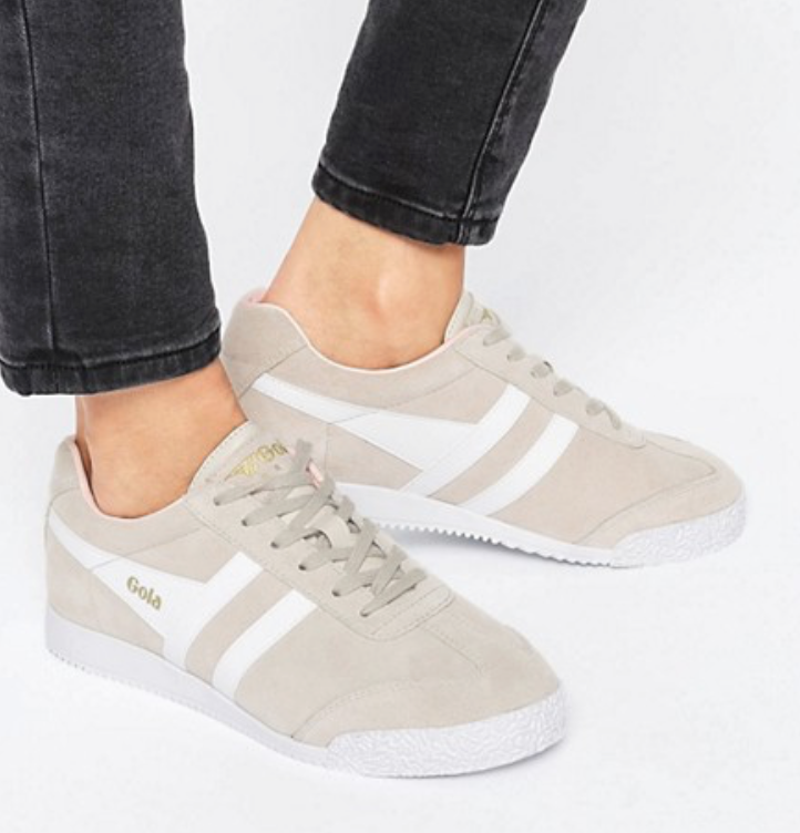 Nude Gola trainers from ASOS
