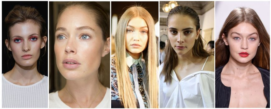 SS17 beauty trends
