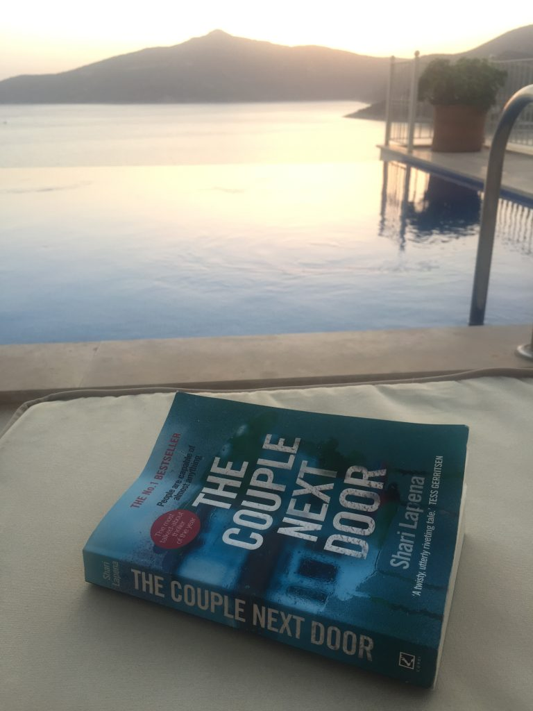 The Couple Next Door holiday read