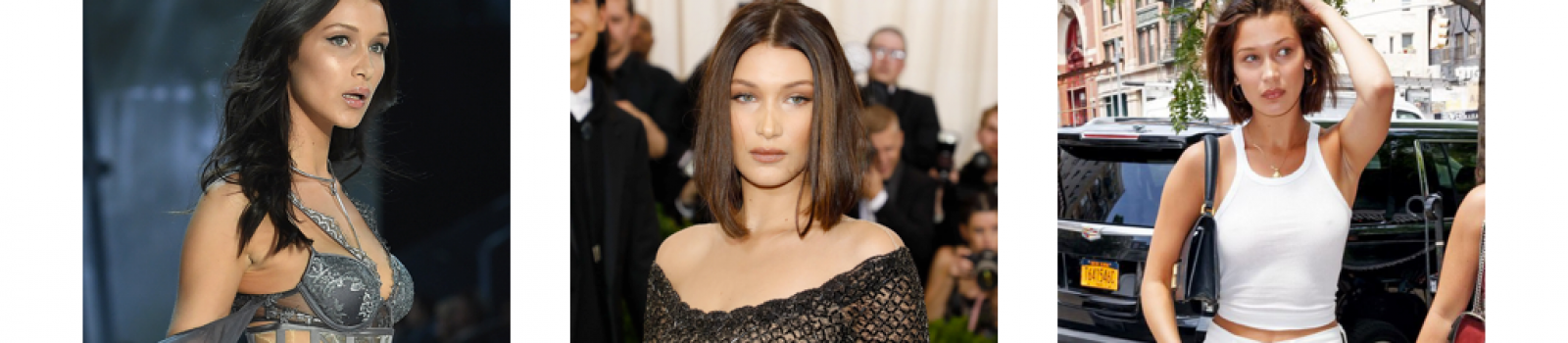 Top five celebrity hair transformations