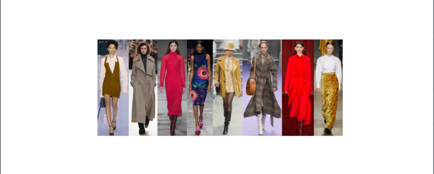 AW17 catwalk trends