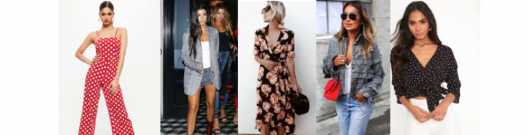SS18 fashion trends