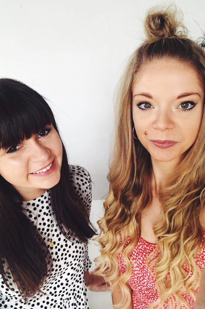 Jazmin Farrell-Cabrera and Ellen Kelly, Avant PR, Manchester, fashion PR